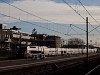 Thalys Rotterdam Zuid állomáson
