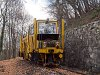 Tampering machine on the Children Railway