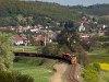 A MÁV-START 478 320 tehervonattal Acsa-Erdőkürt és Püspökhatvan között