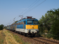 The 431 294 seen between Taksony and Dunavarsány