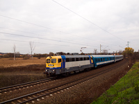 The 432 291 seen between Isaszeg and Pécel