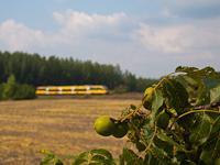 RegioJet Talent Enyedpuszta (Kútniky, Szlovákia) és Albár (Dolny Bar, Szlovákia) között
