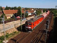 The DB Schenker 91 53 0471 002-2 seen at Vecsés