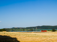 Fast train and the Balaton