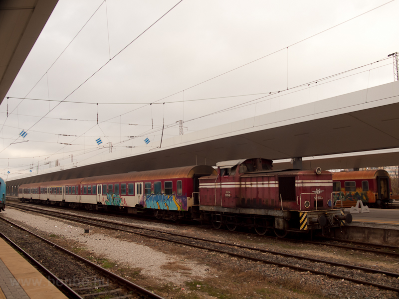 GDR-made BDŽ 52 046 wi picture