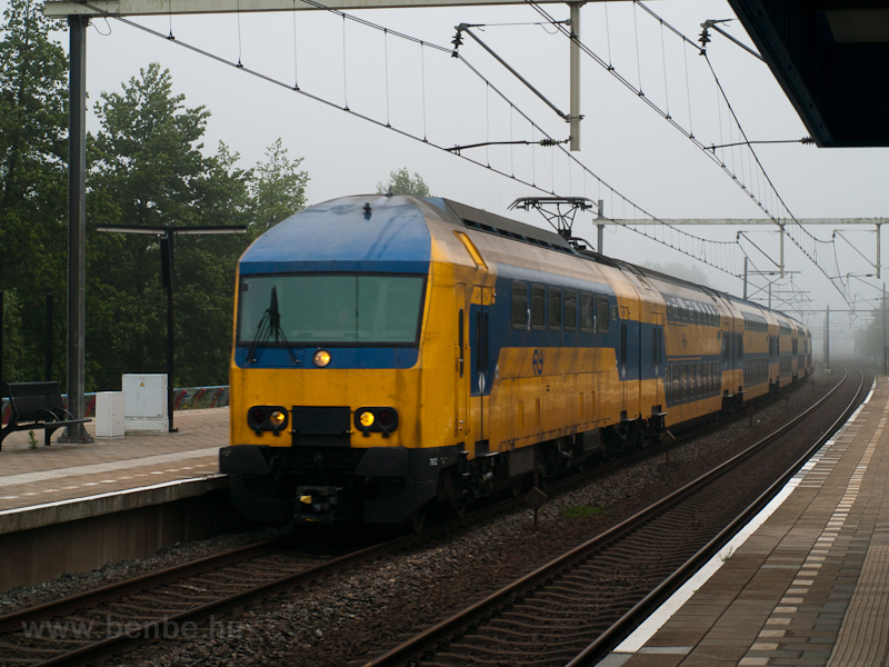 An NS NID 7612 seen at De V photo