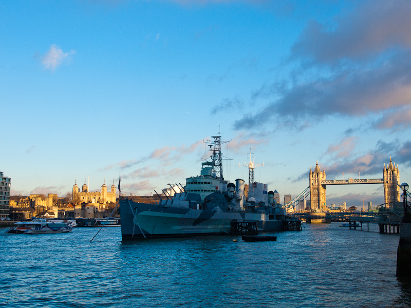 HMS Belfast  fotó