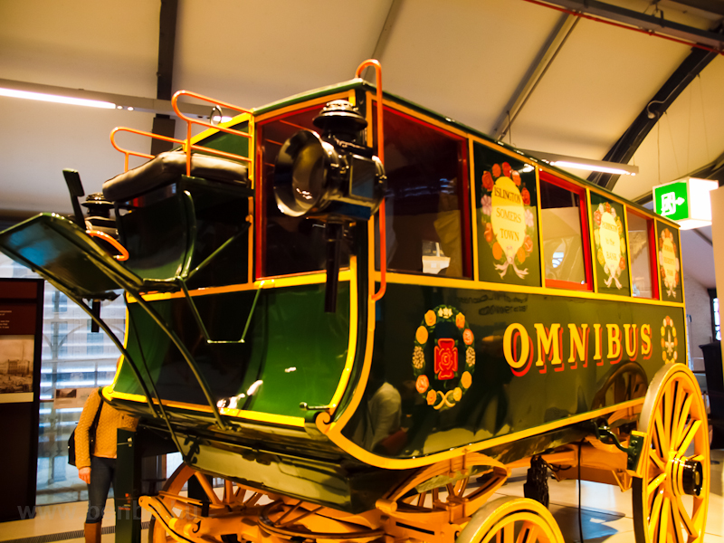 Omnibus at the Museum of Tr photo