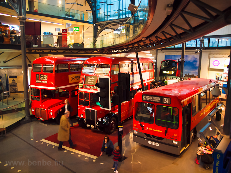 A London Transport Museum R fotó