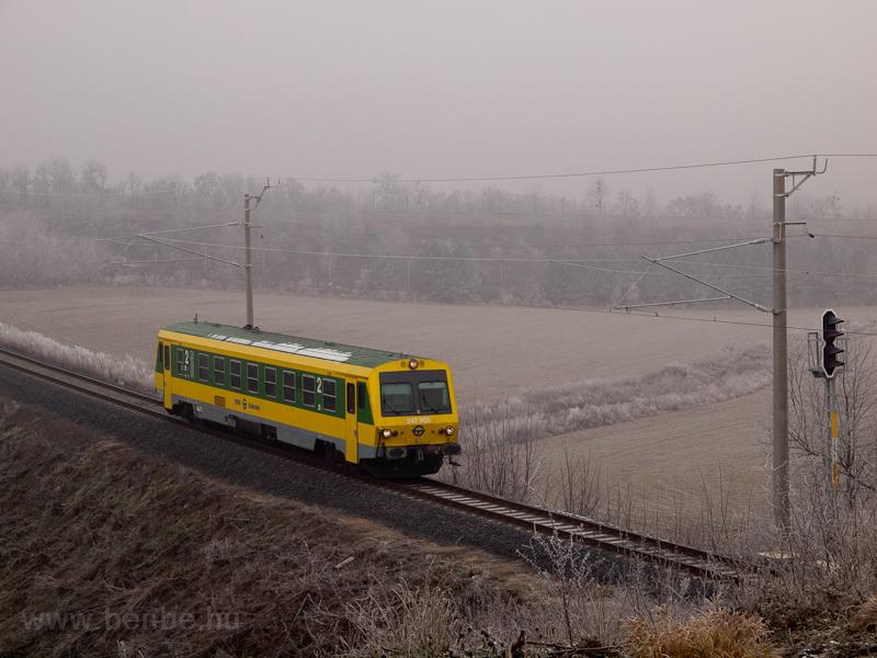 A GYSEV 247 505 Vasvár és P fotó