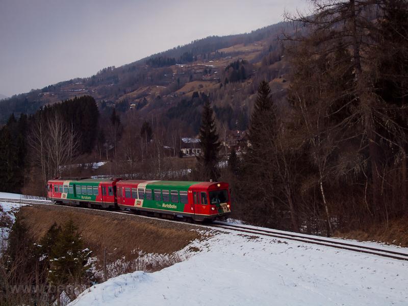 Az STLB Murtalbahn VT35/VS4 fotó