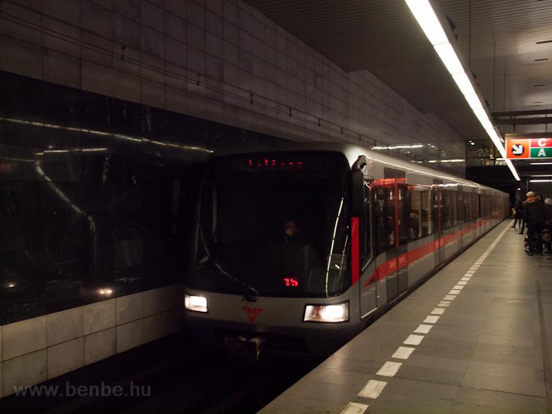 Muzeum Siemens M1 metróval  fotó