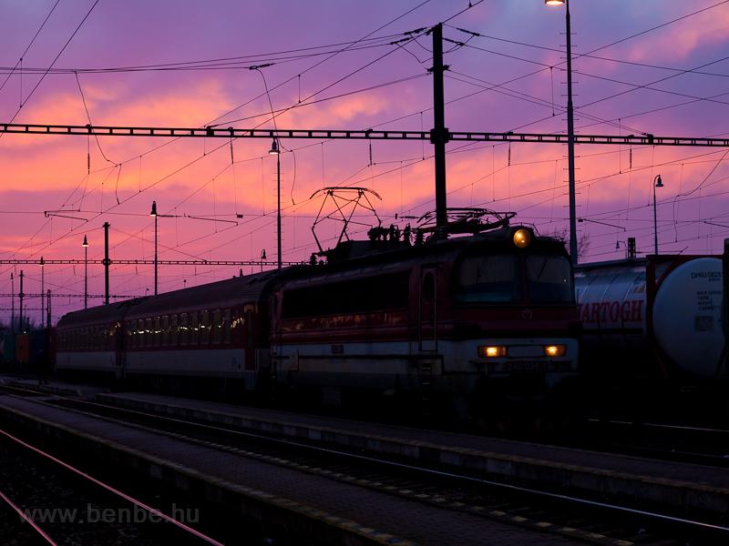 A ŽSSK 240 028-1 Észak fotó