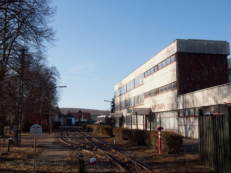 The narrow-gauge Lenti ÁEV  photo