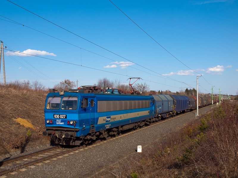 A MÁV-START (RailCargoHunga fotó