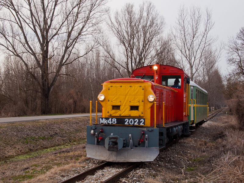 The Mk48 2022 near Imremajo photo