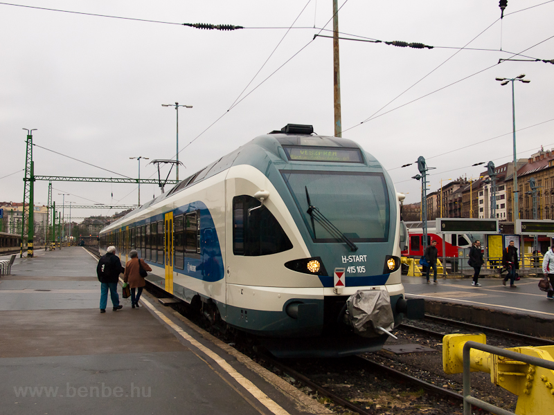 415 105 at Déli photo
