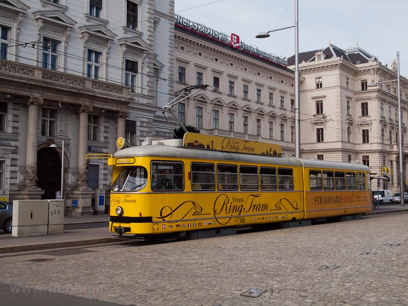 Vienna Ring Tram photo