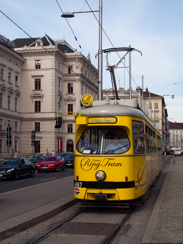 Vienna Ring Tram photo