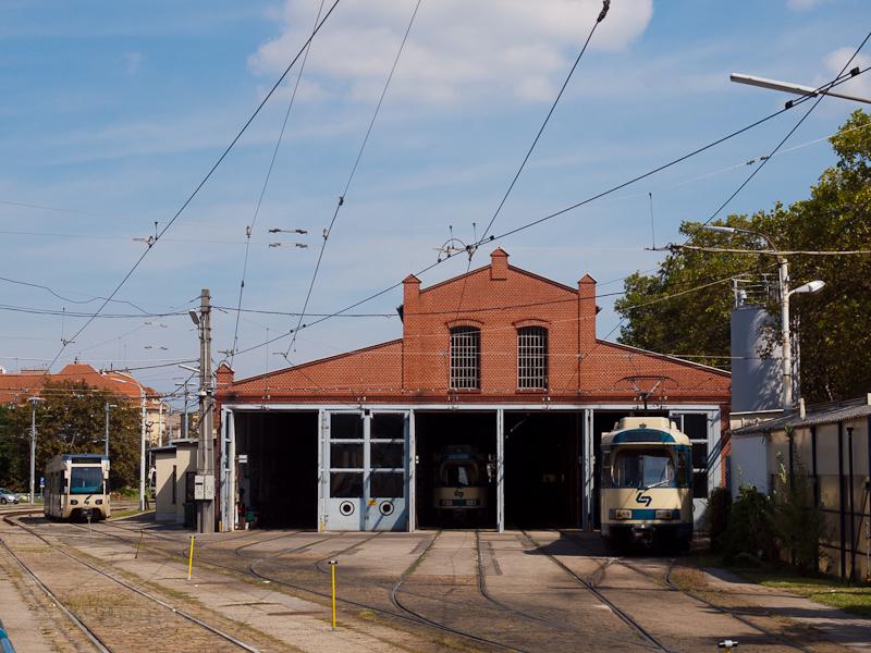 A Wiener Lokalbahn (Badeni  fotó