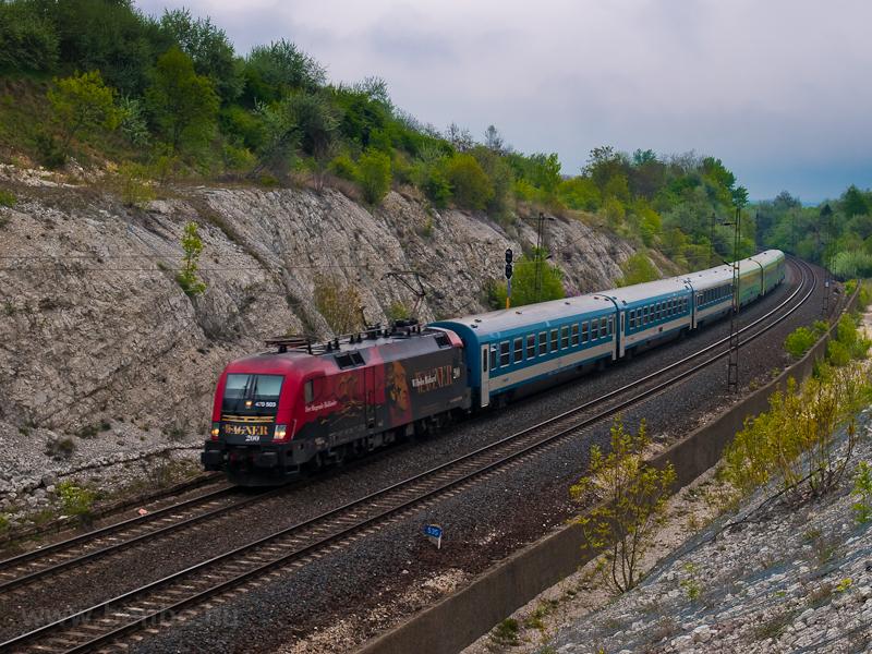 A GYSEV 470 503  Wagner-Tau fotó