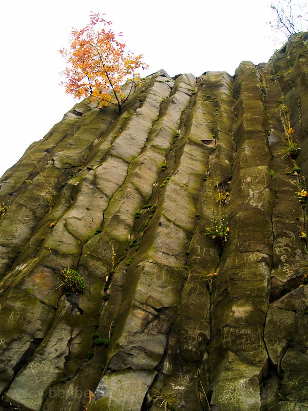 The Hegyestű basalt fo photo