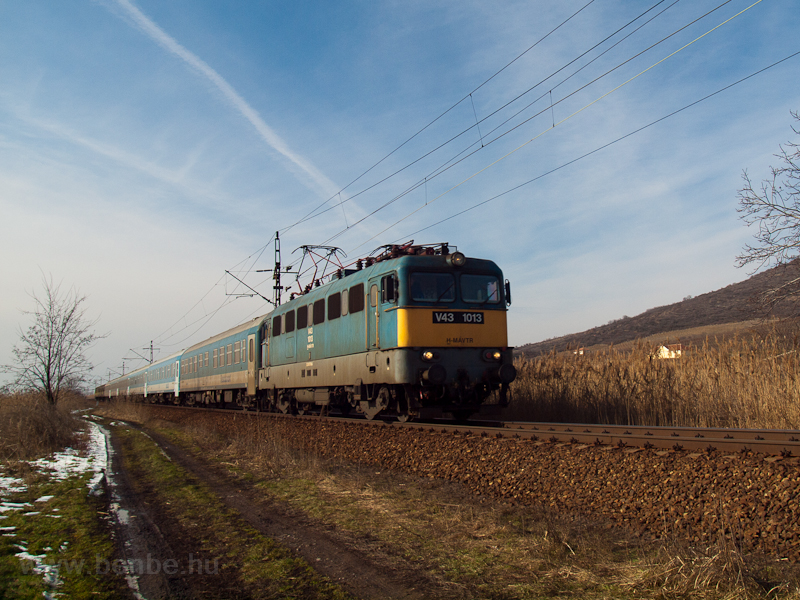 The V43 1013 seen at Tokaj photo