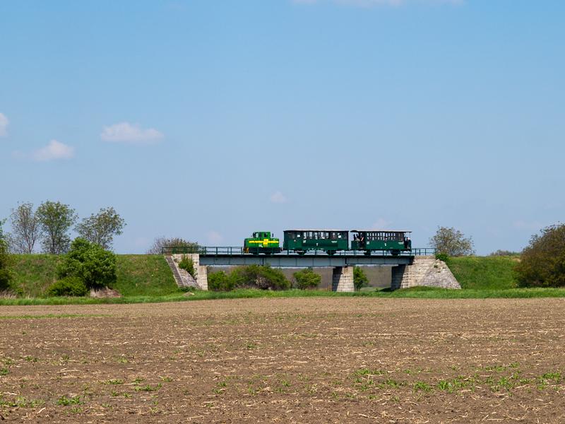 Nagycenk narrow-gauge railway photo