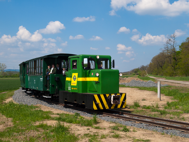 Nagycenk narrow-gauge railw picture