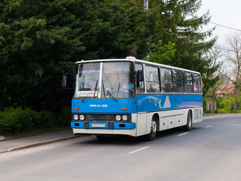 A DUD-572 rendszámú Ikarus  fotó