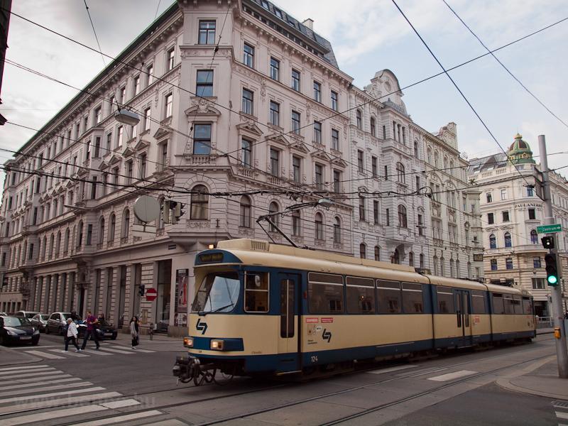 A Wiener Lokalbahnen régi s fotó