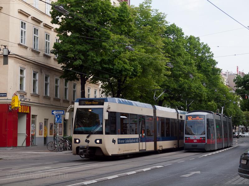 A Wiener Lokalbahnen Bombar fotó