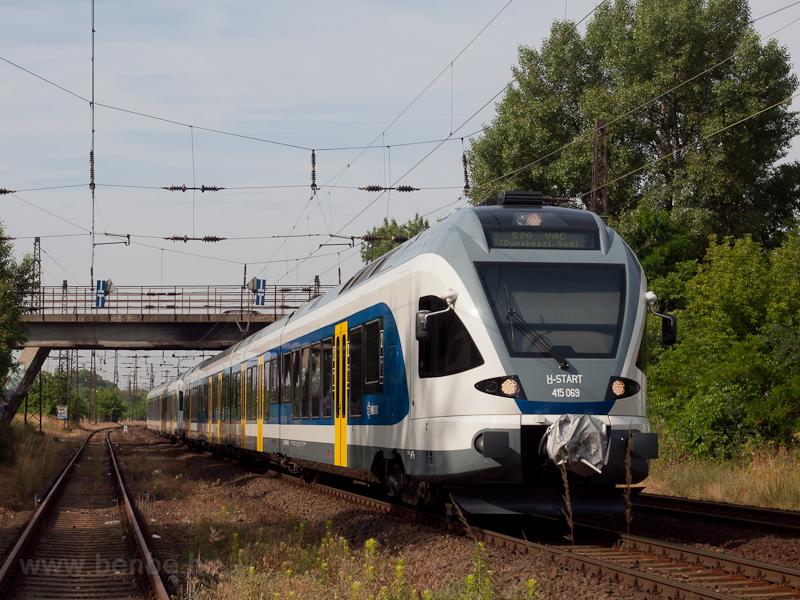 The 415 069 at Istvántelek photo