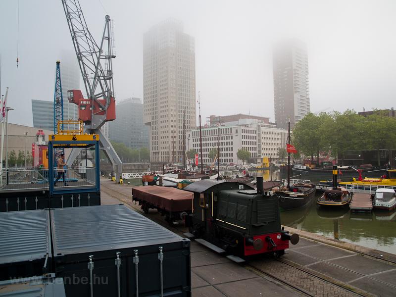 Kikötői vasút és múzeu fotó