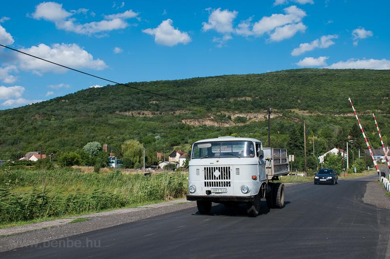IFA megy a hegyen (Lőr fotó