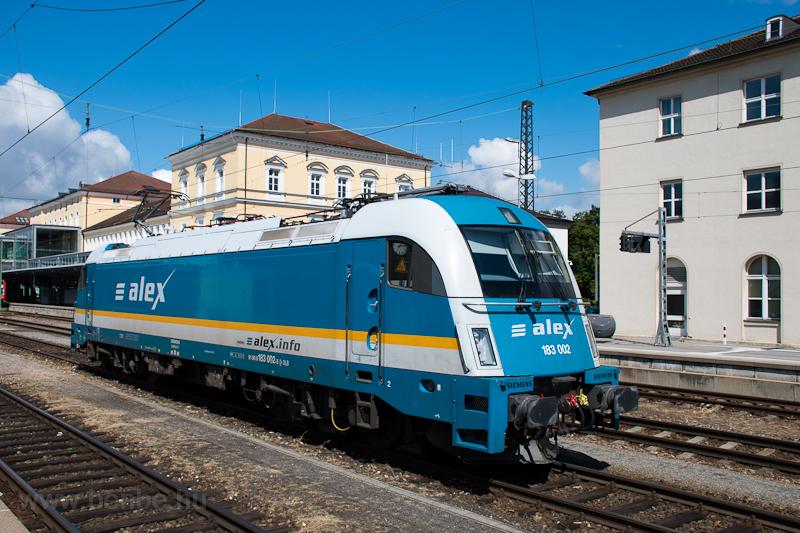 Az Alex 183 002 Regensburg  fotó