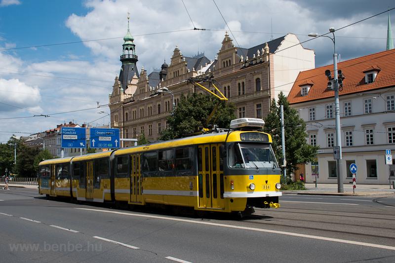 T3 at Plzeň picture
