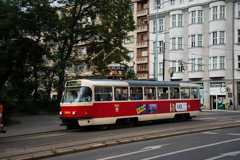 A Tatra T3 seen in Prague photo