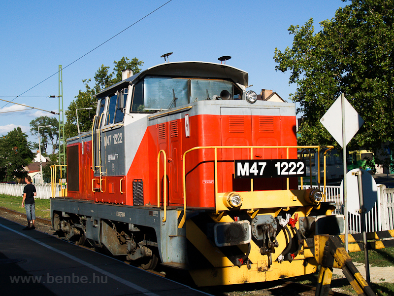 The M47 1222 at Siófok photo