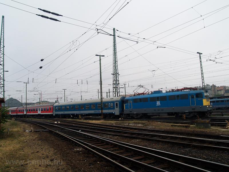 The V43 1075 seen at Budape photo
