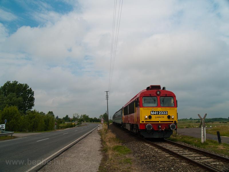 M41 2333 Poroszló és Tiszaf fotó