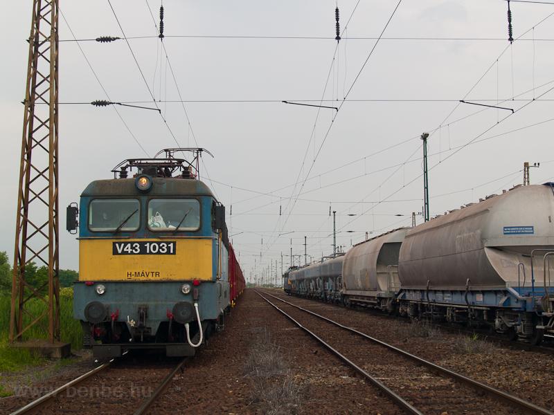 The V43 1031 at Visonta photo