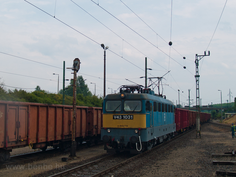 The V43 1031 at Visonta picture