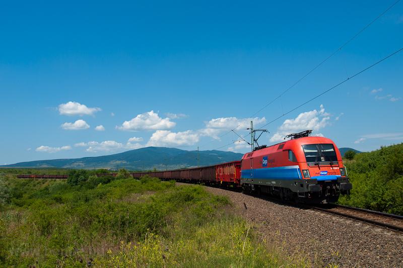 The RCH 1116 009-0 seen hau picture