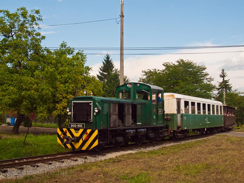 The LÁEV D02-501 seen at Mi photo