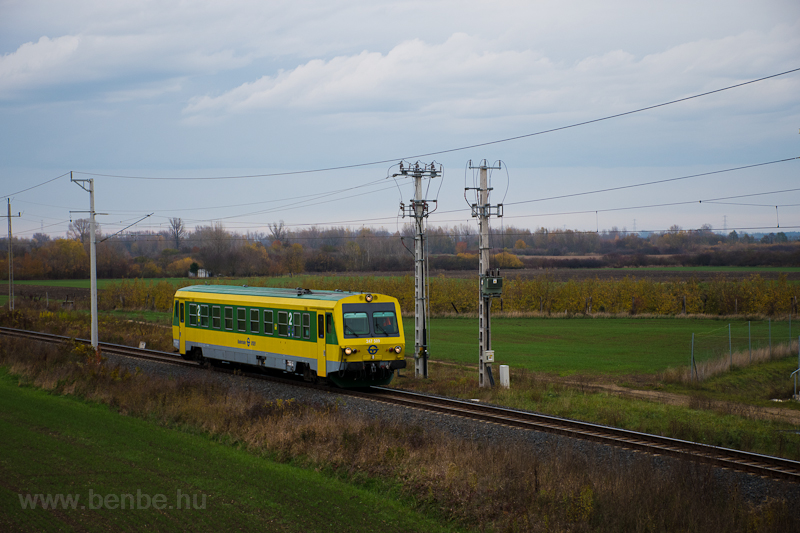 The GYSEV 247 509 seen betw photo