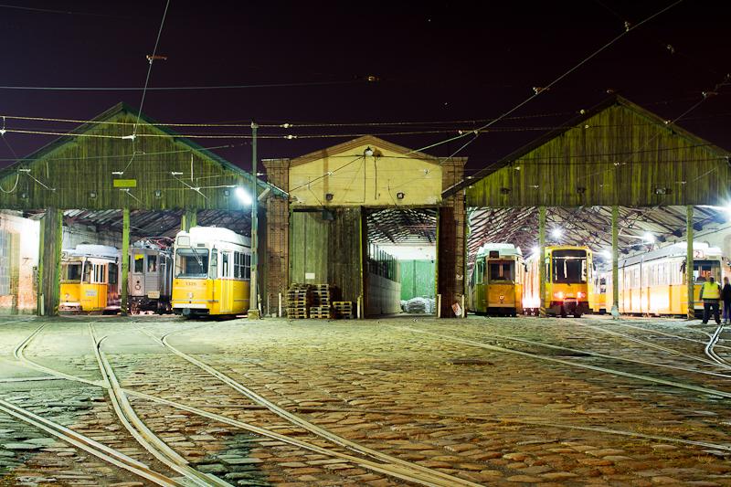 Ferencváros kocsiszín photo
