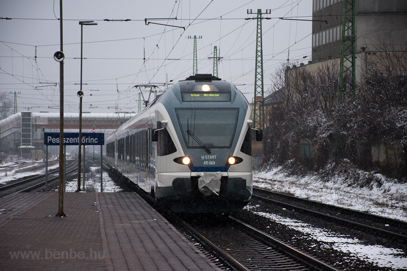 The 415 069 at Pestszentl&# picture