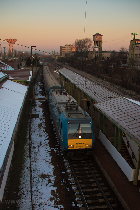 The 480 009 at Pestszentl&# photo