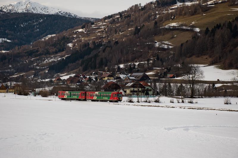 The StLB Murtalbahn VS43/VT photo